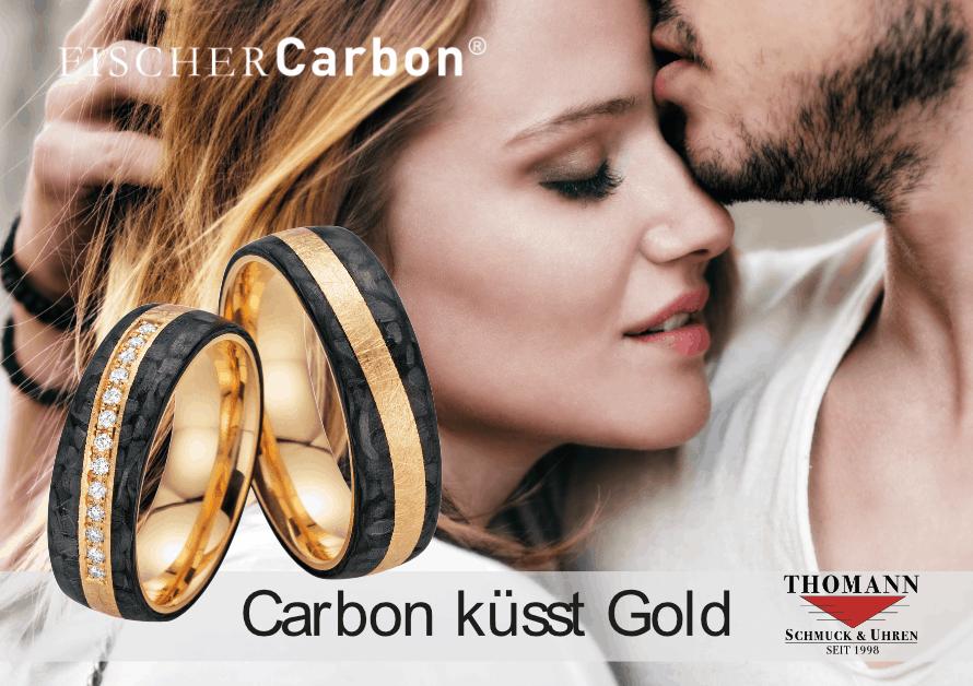 Carbon küsst Gold